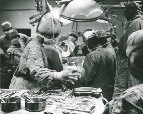 Presbyterian-St. Luke's Hospital, 1956-1969