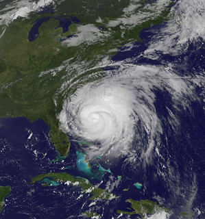 Hurricane Irene Captured August 26, 2011 | by NASA Goddard Photo and Video