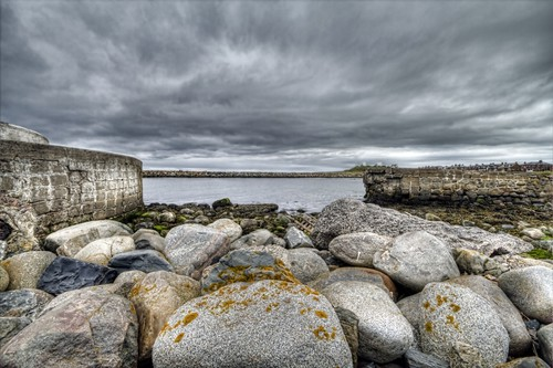 Girvan Harbour | by -hedgey-