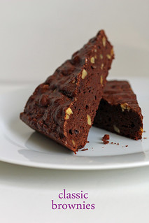 classic brownies | by awhiskandaspoon