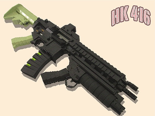 HK 416 RELOADED | by giovanni tuzzi