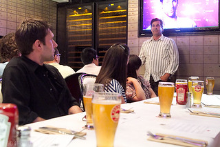 Red Truck Brewmasters Dinner @ Romers Burger Bar (West 4th)-05.jpg | by wukevinc