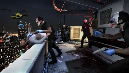 PAYDAY: The Heist for PSN | by PlayStation.Blog