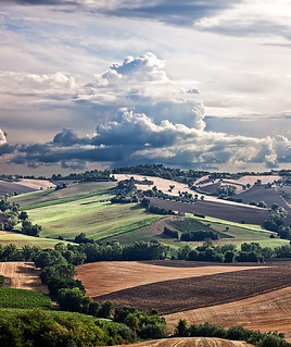 Landscape Italy Summers Colors | by .Gianluca