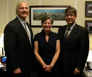 Rep. Terry and Creighton's Dental School Professors | by Representative Terry