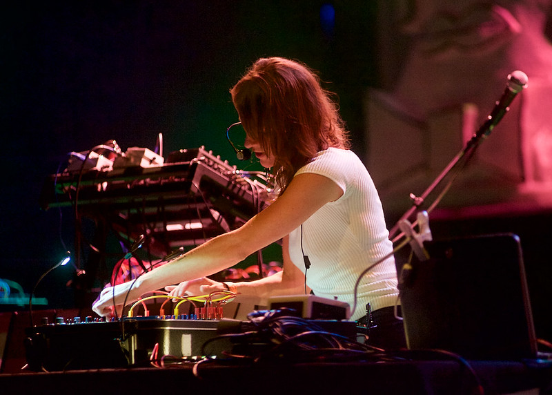 Kaitlyn Aurelia Smith @ The Pageant