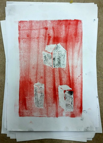 Printing with Anne Gibbs