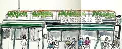 Illustration: Blankeneser Restaurant Kajüte