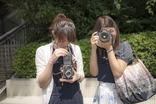 Camera Ladies