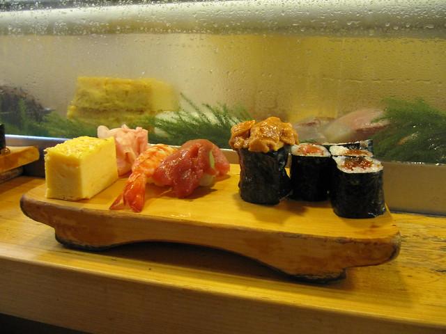 Sushi - Japan food guide