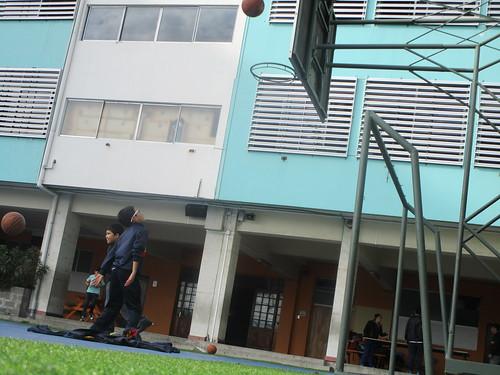 Taller de Básquetbol