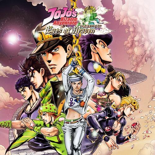 JoJo's Bizarre Adventure: Eyes Of Heaven - Demo - PS4