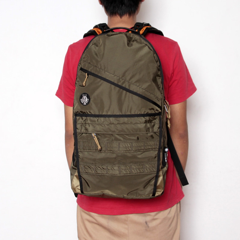 RIDE BAG / GORILLA / Olive Drab / No.778
