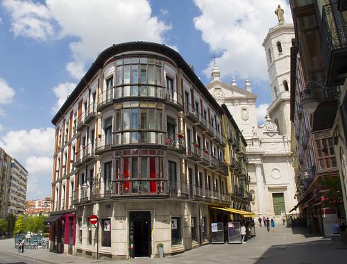 05 Esquina de la Catedral - Valladolid