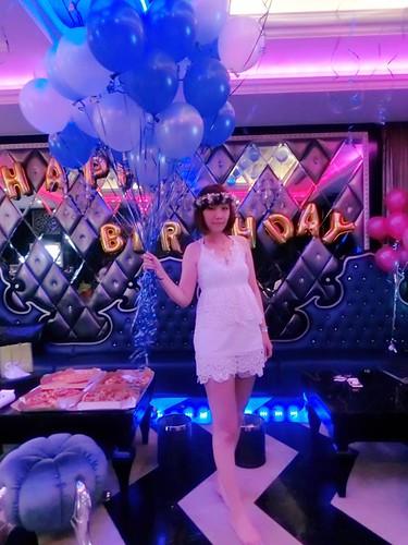 Party Time!我在台中水雲端舉辦公主般的生日趴 (7)