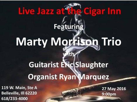 Cigar Inn 5-27-16