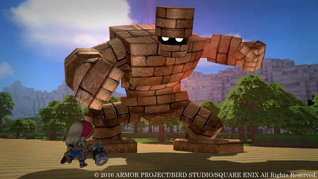 Dragon Quest Builders for PS4uest Builders for PS4 (and PS Vita)