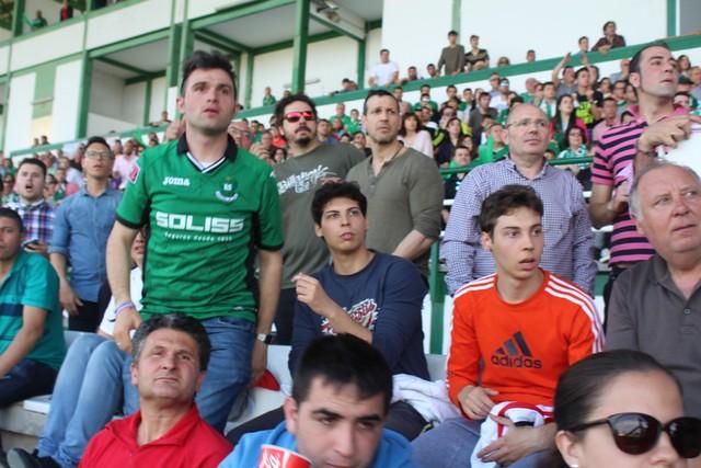 Partidos CD Toledo contra Guadalajara y Murcia