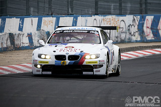 BMW at the 2011 ADAC Nürburgring 24HR | by Paddy McGrath