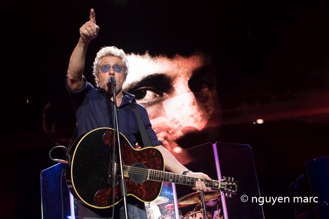 The Who @ Zenith, Toulouse | 2016.06.14