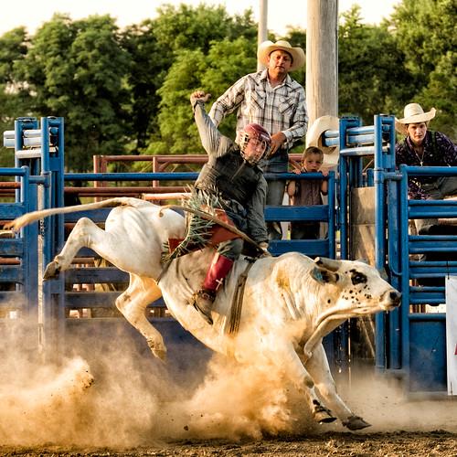 Rodeo 2016 - Bull riders 3