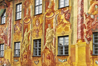 Bamberg Town Hall Wall | by Edouard27