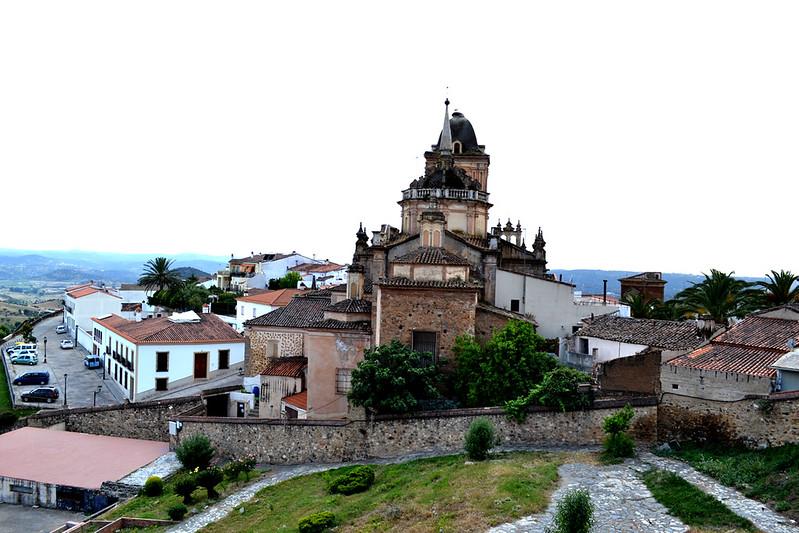 Iglesia de la Encarnación en Jerez de los Caballeros