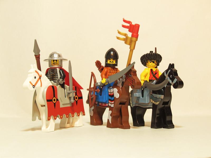 Great Horsegiver Giscu-uru