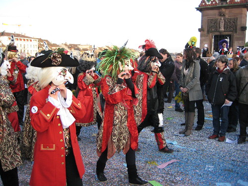 Cortège at the Carnival of Basel 2012 | by FestiveSearch