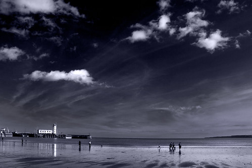 Big Scarborough Sky | by Theresa Elvin