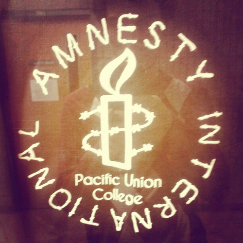 Amnesty International, PUC! | by Giovanni Hashimoto
