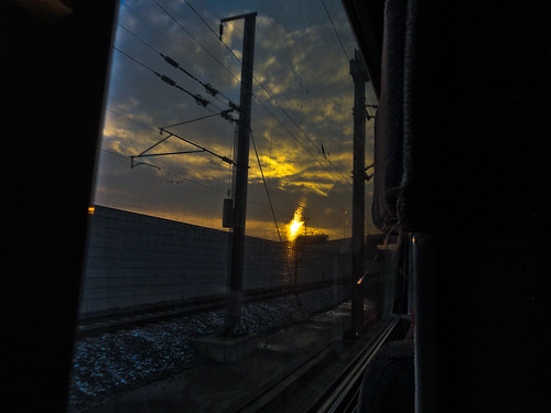 In Train to Paris | by Andre Navarro