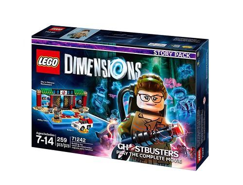 LEGO Dimensions 71242 Box