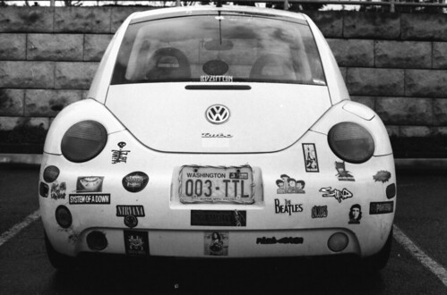 Beetle Stickers 2 | by KurtClark