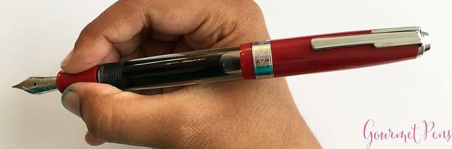 Review J. Herbin Tempête Fountain Pen Gift Set @NoteMakerTweets12