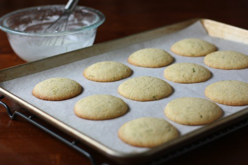 Cornmeal Lime Cookies | by Completely Delicious