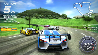 PS Vitia: RIDGE RACER | by PlayStation.Blog