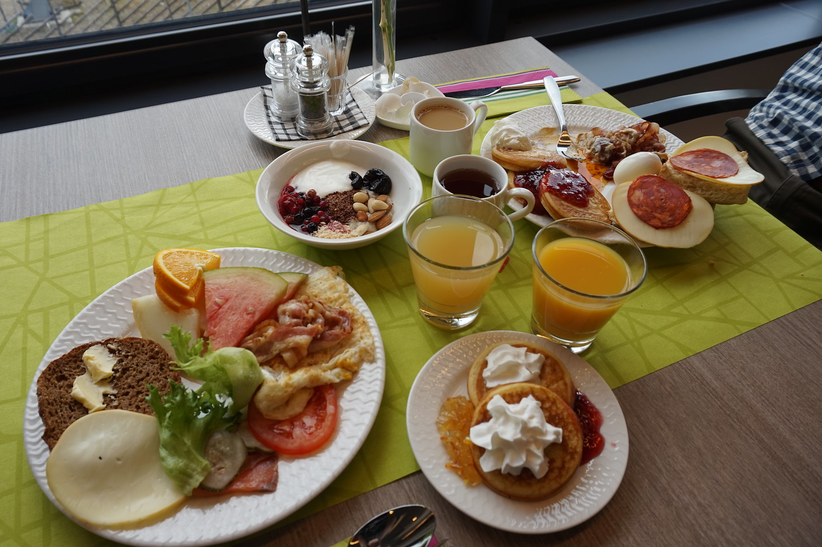 Hotel Levi Panorama breakfast (11)