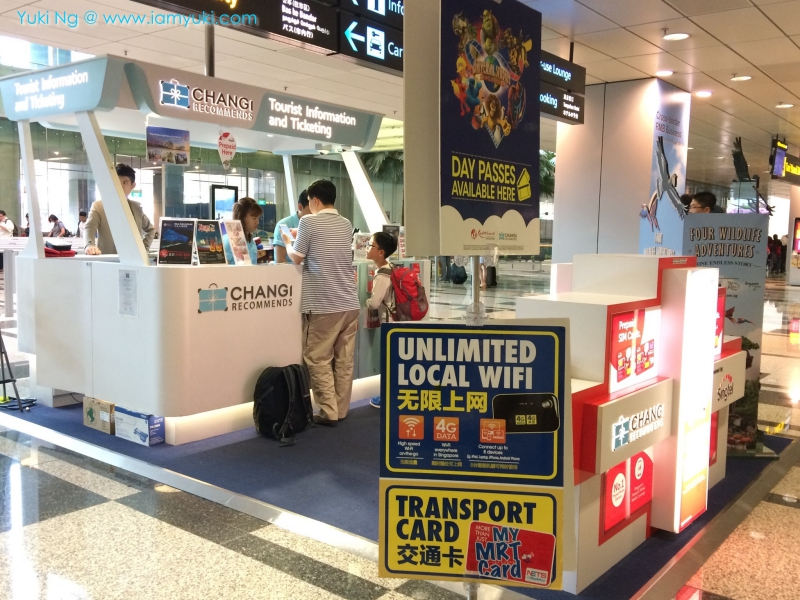 Changi Recomends Wifi CRB T3 AYuki Ng Travel Europe