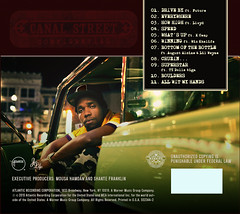Curren$y - Canal Street Confidential (Back)
