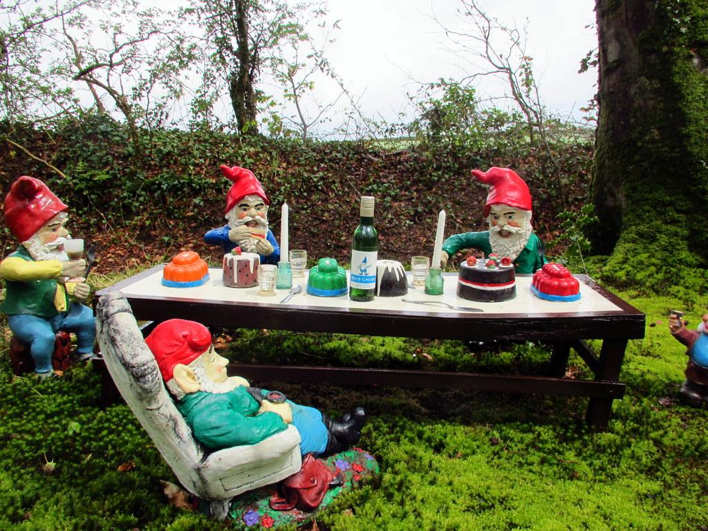 Gnome Reserve, Devon