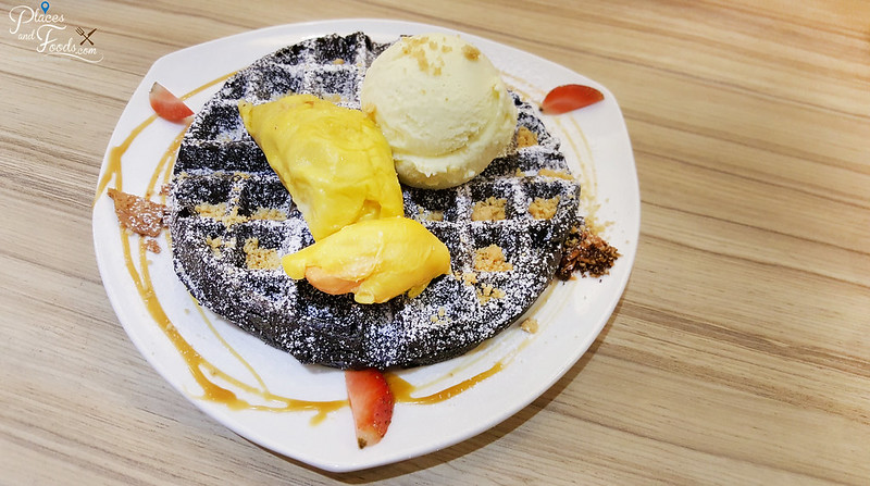 inside scoop musang king waffles