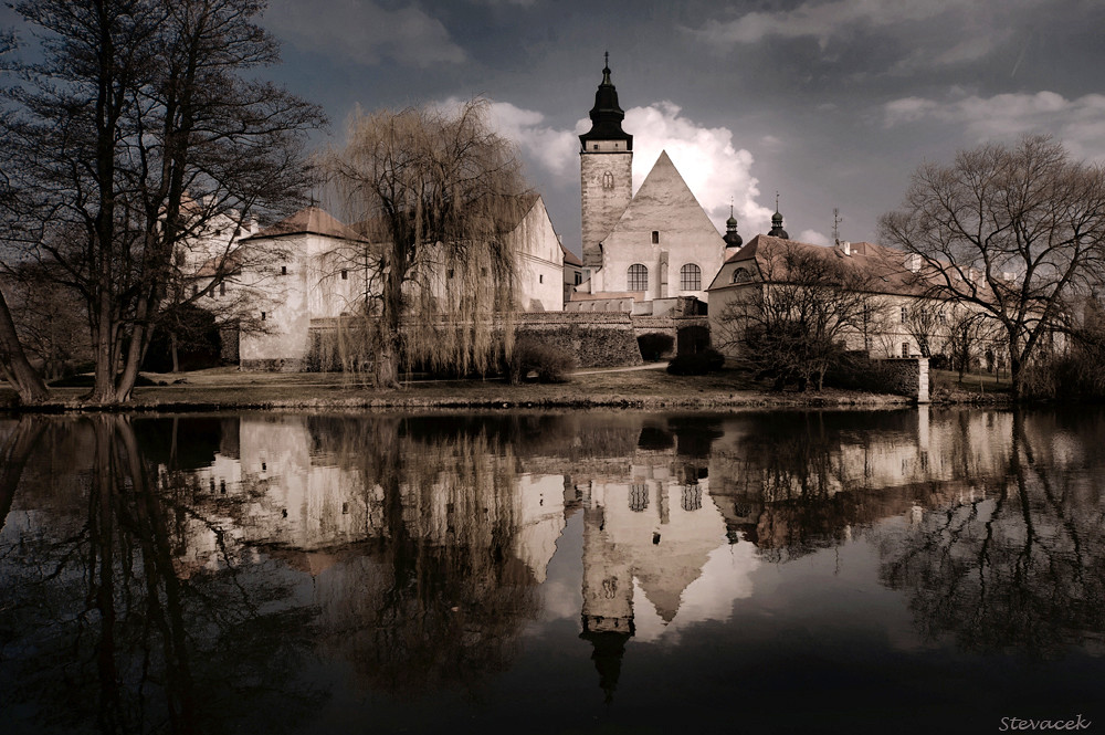 Telc/Telč, South Bohemia