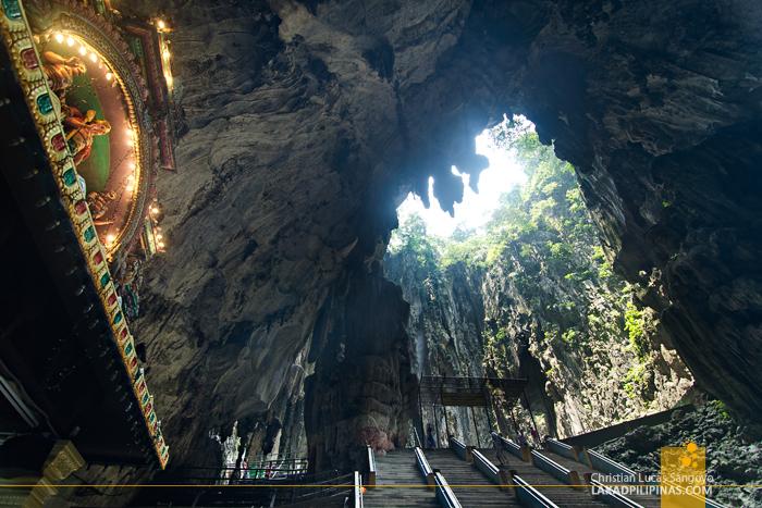 Batu Caves Malaysia Interior