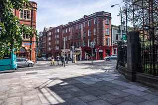 Lord Edward Street & Fishamble Street (Dublin) | by infomatique