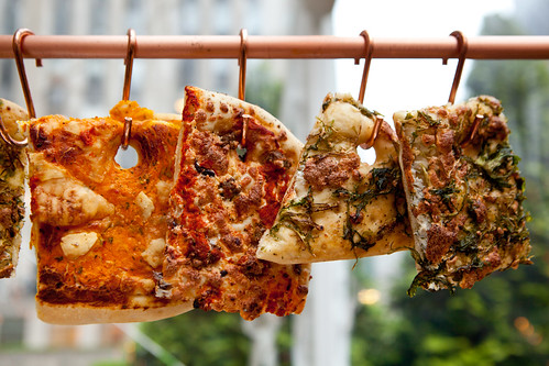 Hanging pane (bread/focaccia) | by thewanderingeater