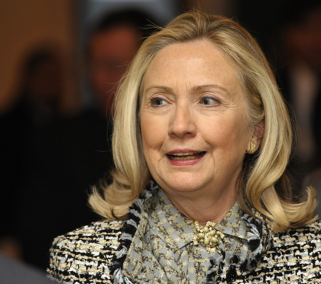 Hillary Clinton | by AslanMedia