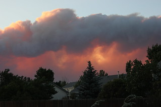 High Park Fire, Colorado 6/10/12 | by Walt Morgan