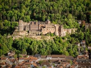 Heidelberg Castle | by Man.Bear.Pig