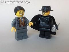 Don Diego de la Vega is Zorro!